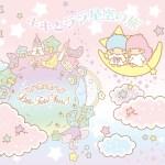 受保護的內容: Little Twin Stars Wallpaper 2013 八月桌布 日本草莓新聞