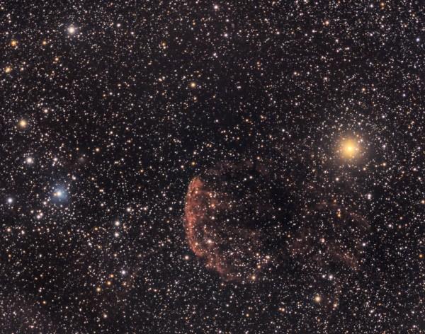 IC443 Jellyfish Nebula - Member's Album - Stargazers Lounge