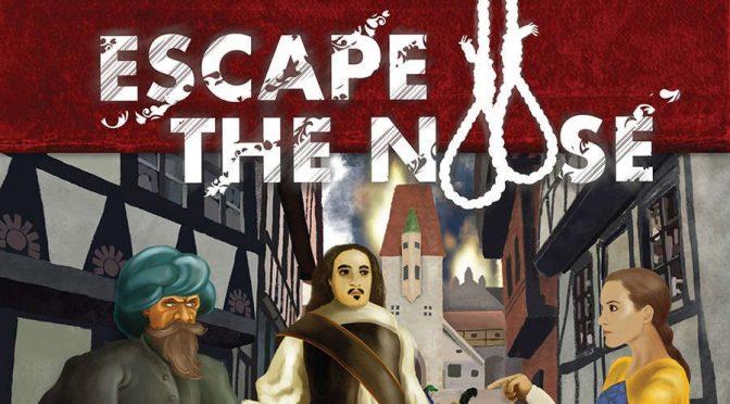 Escape The Noose, A Zweihänder Adventure