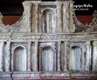 Retablo from the Church of San Nicolas de Tolentino in Dimiao, Bohol.