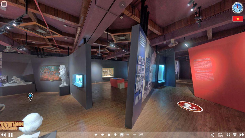 Bảo tàng Phụ Nữ Nam Bộ trở thành Bảo tàng số đầu tiên tại Thành phố Hồ Chí Minh