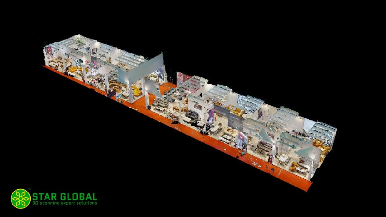 Dollhouse View Gian hàng COZY tại VIETBUILD 2020