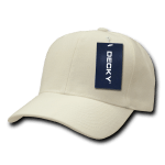 Custom Curve Bill Deluxe Baseball Hat (Embroidered with Logo) - Ivy - Decky 207