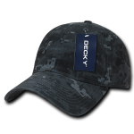 Custom Cotton Camo Baseball Hat (Embroidered with Logo) - NTG Camo - Decky 216