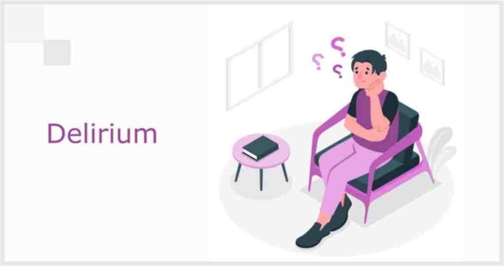 delirium differential diagnosis