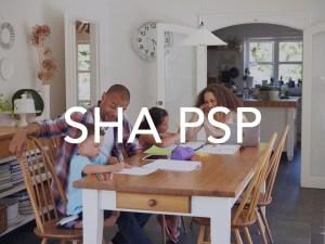 SHA PSP