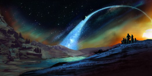 Astronomy Koan
