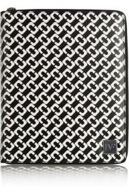 DVF Black & White Tablet Cover