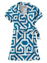 DVF x GapKids Wrap Dress $59.95