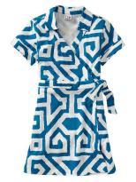 DVF x GapKids Wrap Dress $59.95