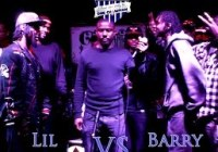 LEAGUE OF CHAMPIONS: LIL NODDY vs BARRY BANDZ