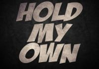Tubb – Hold My Own [Mixtape]