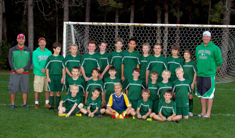 Congrats To Middle School Soccer Teams