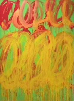 Cy Twombly: Ohne Titel (Camino Real) VI, 2011 © starkandart.com