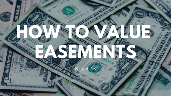 How to value easements