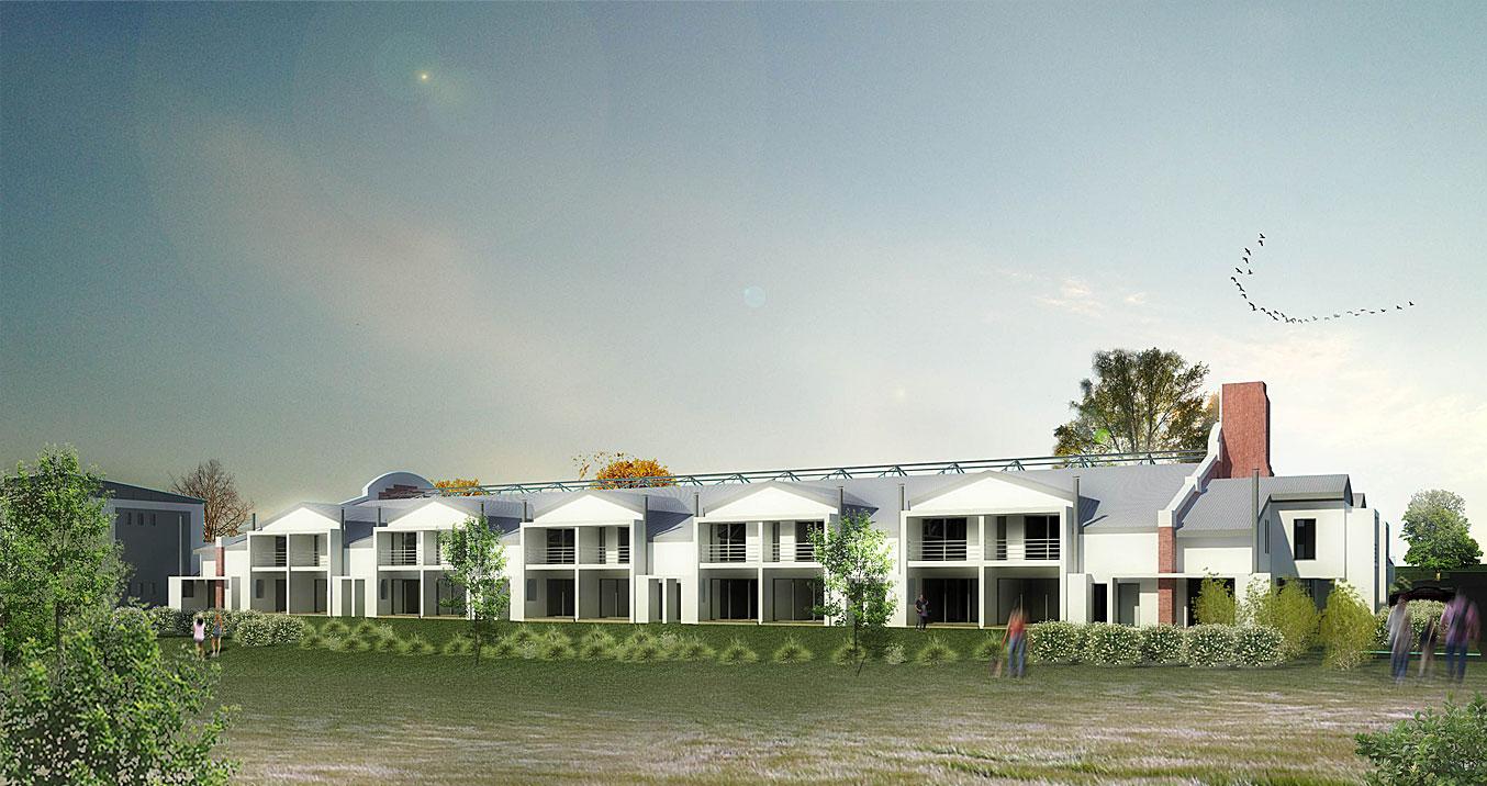 Starkey | Architects RIVERSIDE LIFESTYLE ESTATE