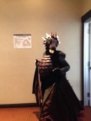 Dragon shows Love!
