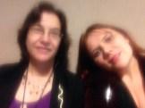 Lynda Williams and Virginia- Ack Rel!