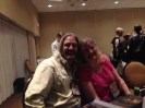 Randy McCharles, Alberta institution, and his lovely wife