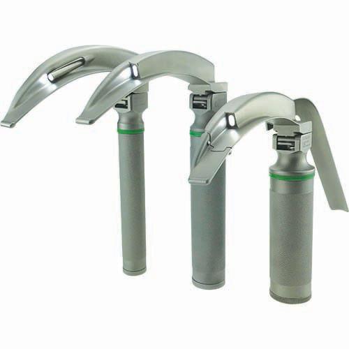 Green System Reusable Laryngoscopes