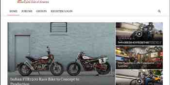 Re-Launch of www.Indian-Motorcycles.com
