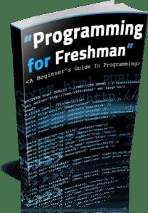 programming for freshman, web design