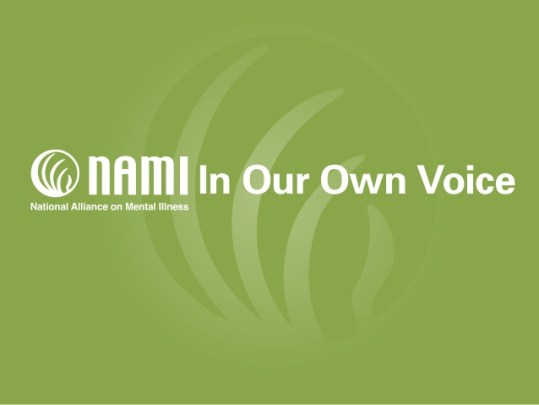 NAMI: In Our Own Voice