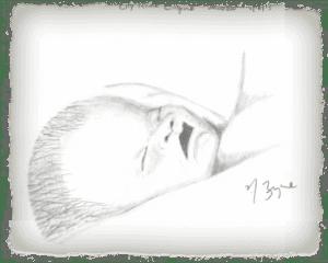 Lily Zingone sketch