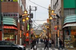 Beautiful street lights.