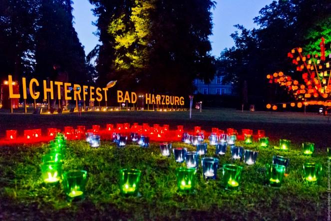 Lichtermeer Stadtparkt