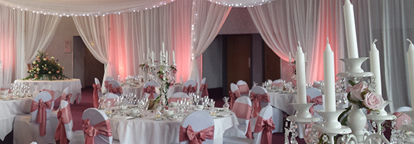 Sparkles Wedding Venue Decorations South Wales