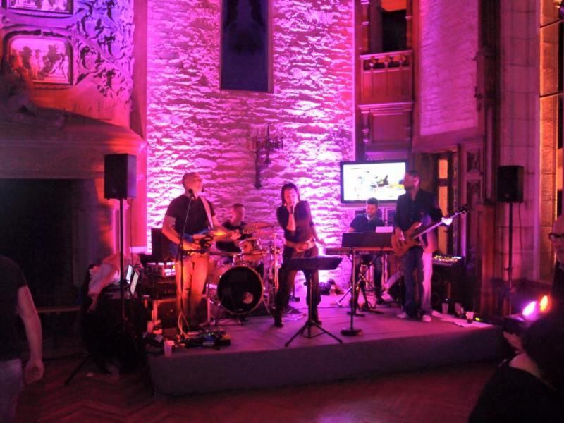 concert led chateau