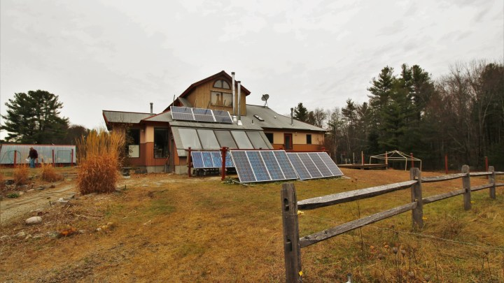 Starlight Llama Bed & Breakfast Solar Panels