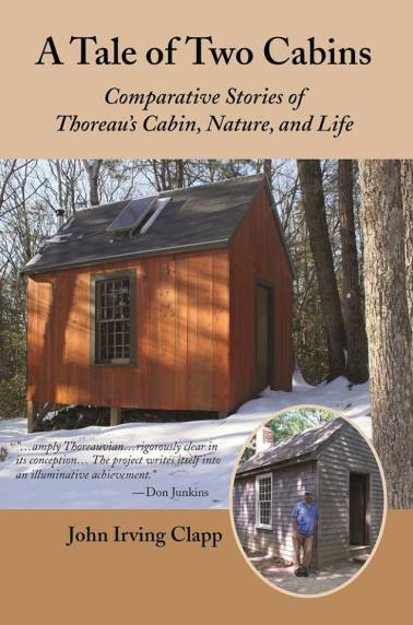 Tale of two cabins cover photo