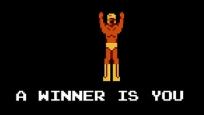 A Winner Is You SLIDER (PERMISSION REQUIRED FOR USE)