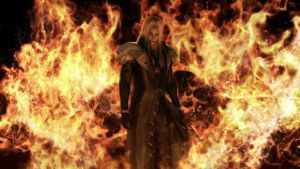 Final Fantasy VII Remake - Sephiroth - This is Fine - FEATURED