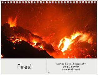 Fire calendar
