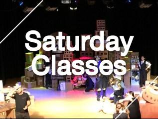 Saturday Classes