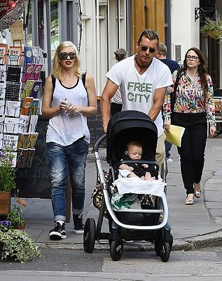 Gwen stefani dating gavin rossdale daughter. dos and donts of dating a younger woman advice.