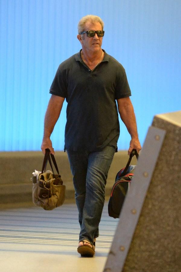 Mel Gibson S New Girlfriend Star Magazine