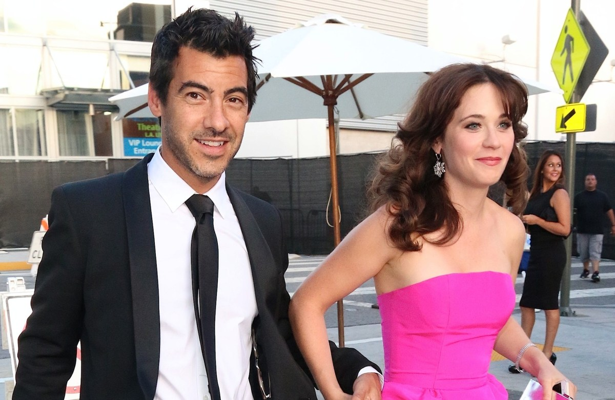 In The Fast Lane—Zooey Deschanel Delivers Baby & Secretly ...