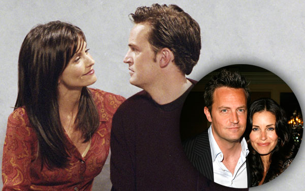 Friends With Benefits? Matthew Perry & Courteney Cox Are ...