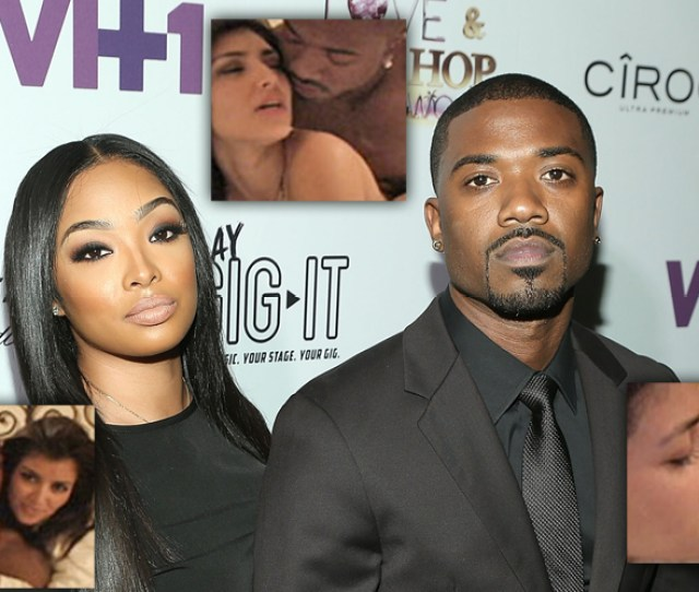 Kim Kardashians Sex Tape Partner Engaged Find Out How Ray J Finally Settled Down And Popped The Question