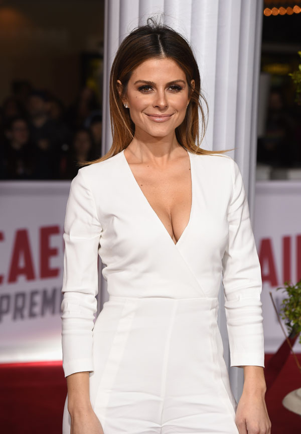 Maria Menounos Engaged After Surprise Proposal — Is She ...