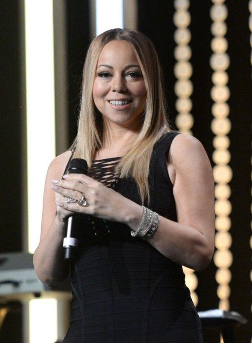 Bikini Mariah Carey Seeing Her Naked HD
