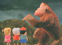 MOTHER EarthBound Zero Clay Models