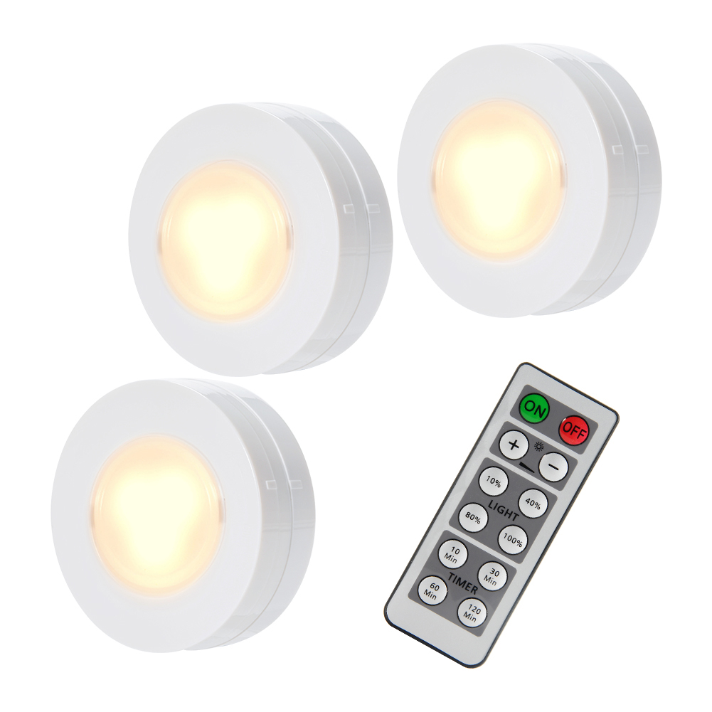 Remote Control Battery Operated Light Bulb