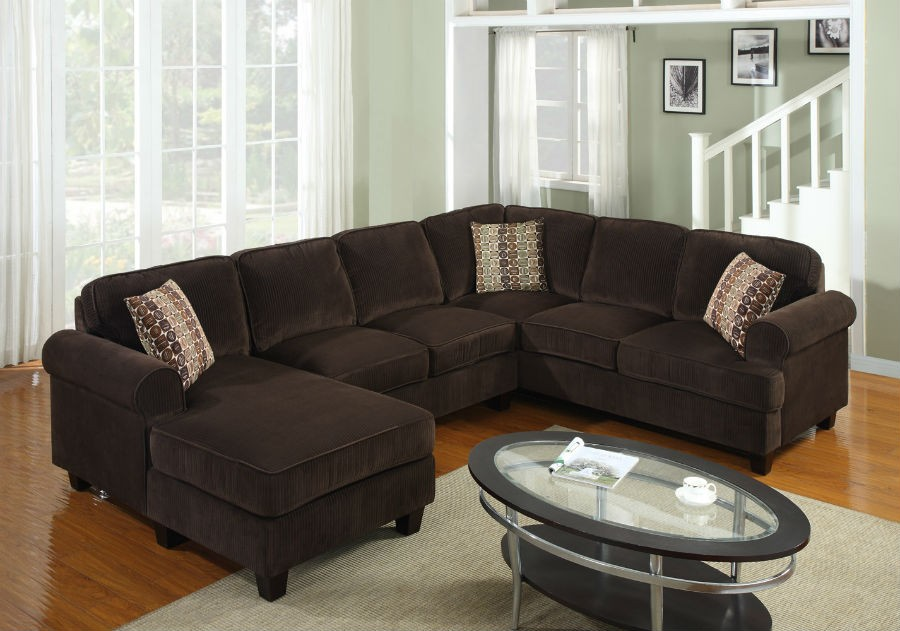 Fabric Sectional B 727 Star Modern Furniture