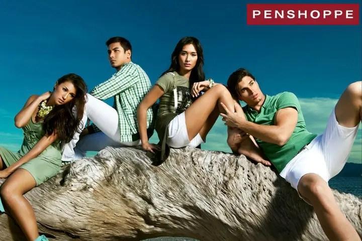 Penshoppe Spring/Summer 2011 Ad Campaign featuring Akihiro