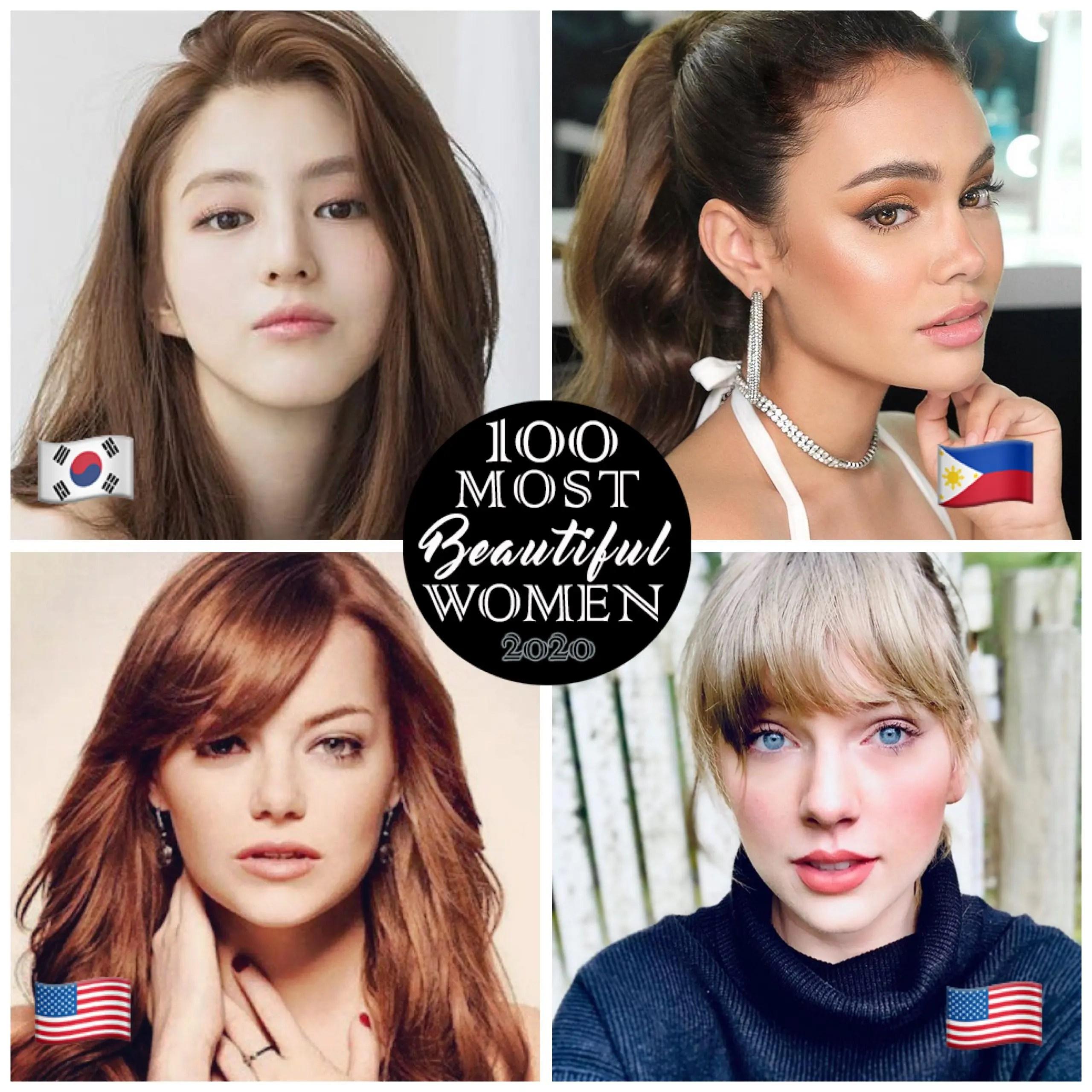 So many beautiful women
